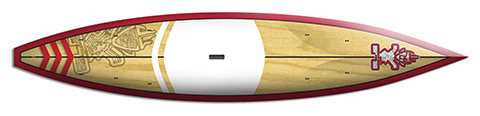 Starboard Touring Wood