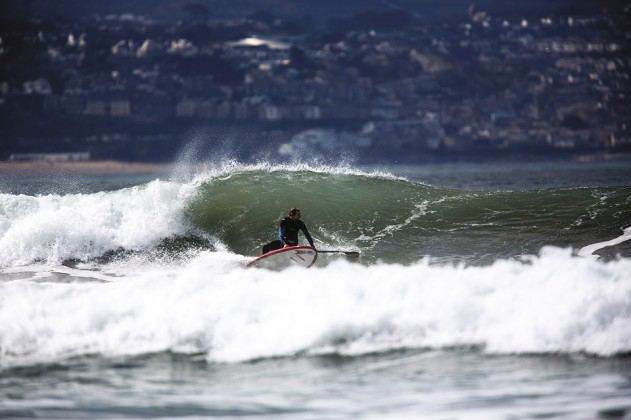 Surfing SUP 2