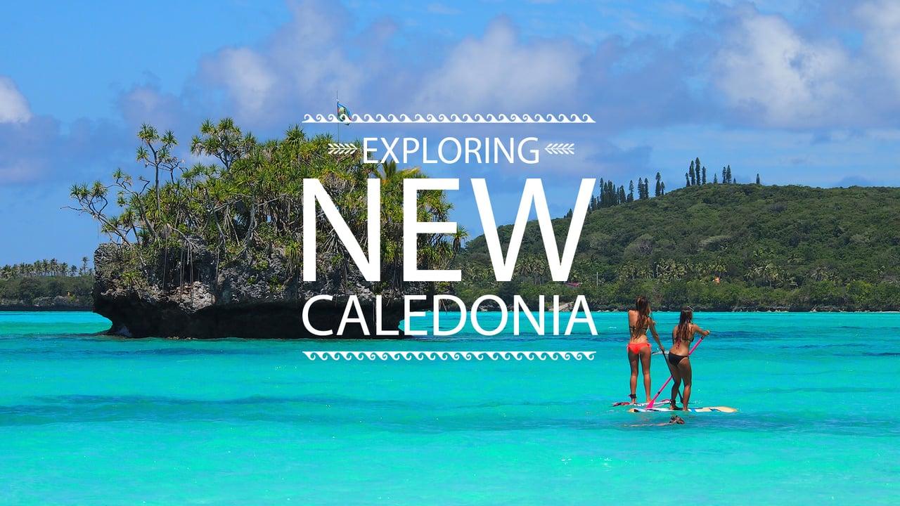 Sup international magazineexploring new caledonia for The caledonia