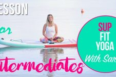 SUP YOGA EPISODES WITH SARAH HÉBERT