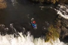 TI'LOMIKH FALLS ON THE ROGUE RIVER