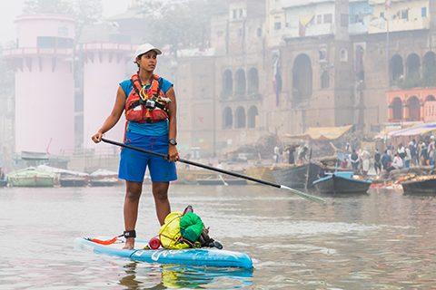 Ganges-55 HI RES