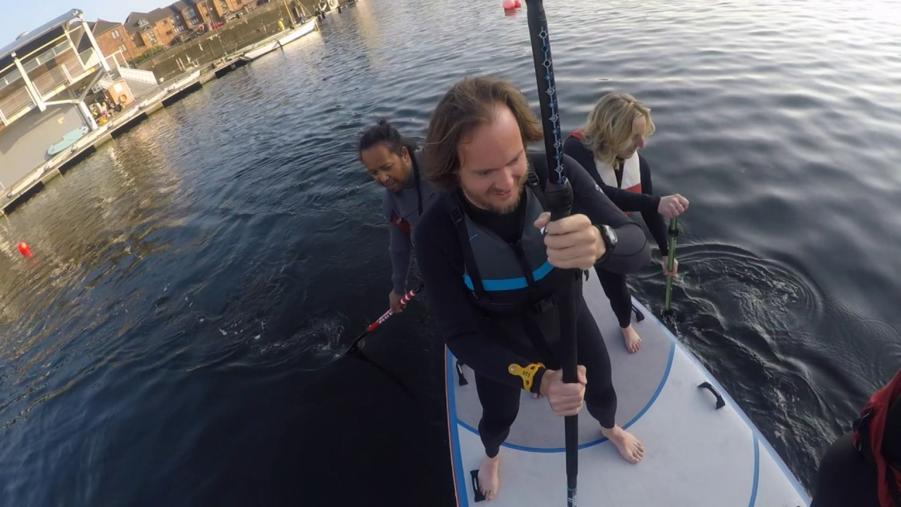 Sup International Magazinexl Stand Up Paddle Board Fun In