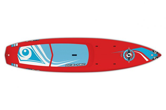 Wing 11'0 Red ACE-TEC