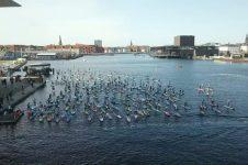 COPENHAGEN SUP CROSSING 2017