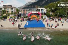 GARDA TRENTINO SUP LONGA MARATHON CUP 2017 BEACH RACE HIGHLIGHTS