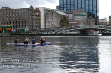 SUP YOGA – SURFDOCK, DUBLIN