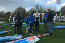 Bray Lake Starboard SUP Demo 04