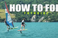 HOW TO FOIL – TUTORIAL SURF SUP WAKE FOILING TEASER