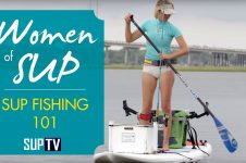 HOW TO GET STARTED STAND UP PADDLE FISHING – SUP FISHING 101