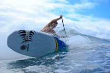 SUP SURFING: INTRODUCING THE RAY SERIES