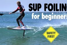 HOW TO FOIL – SUP HYDROFOIL FOR BEGINNERS