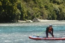 NEW ZEALAND: A PADDLE BOARD JOURNEY