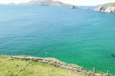 STAND UP PADDLE BOARDING ALONG THE WILD ATLANTIC WAY