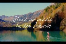 STAND UP PADDLE IN SWITZERLAND