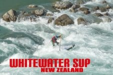 WHITEWATER SUP NEW ZELAND