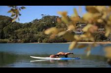 SUP YOGA HEART/CHEST OPENERS FOR BEGINNERS