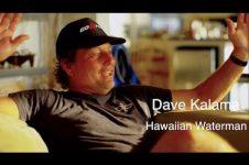 DAVE KALAMA – SUP FOILING