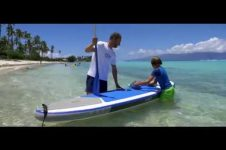 ITIWIT INFLATABLE STAND-UP PADDLE FAMILY