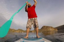 A BETTER SUP PADDLE FOR THE EVERYDAY PADDLER