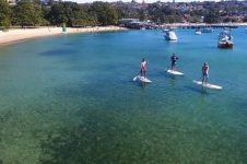 BALMORAL STAND UP PADDLE SCHOOL