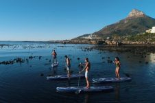 DUCK SHOTS – PULSE SUNSET SUP