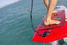 FLYING FISH – SUP FOIL SURFING SOLOSHOT3 SESSION