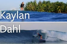 KAYLAN J DAHL – SUP SURFING