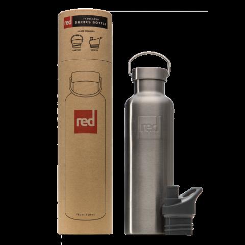 Red Original Drinks Bottle Complete