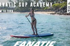 FANATIC SUP ACADEMY – TURNING