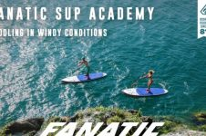 FANATIC SUP ACADEMY – WINDY CONDITIONS