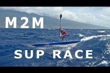 MAUI 2 MOLOKAI SUP RACE 2018