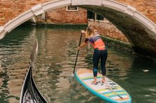 SUP IN VENICE – OXBOW GLIDE BAMBOO PADDLE BOARDS