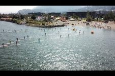 GORGE PADDLE CHALLENGE OPENS MENS COURSE RACE