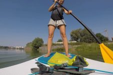 SUP YOGA WITH NATALIA POLYAKOVA