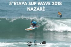 5TH STAGE SUP WAVE 2018 NATIONAL CIRCUIT – NAZARÉ