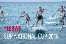 BEST SUP RACE EVER IN LEBANON | AFTERMOVIE