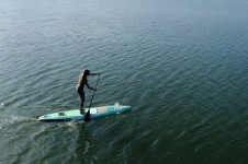 ISLE VOYAGER SUP BOARD