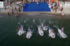 SUP LONGA 2018 BEACH RACE