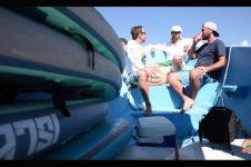 A PADDLE BOARD TOUR AROUND LAKE ATITLAN