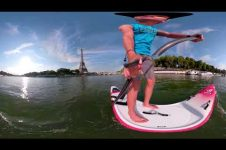 JOIN ARTHUR ARUTKIN FOR THE PARIS SUP OPEN