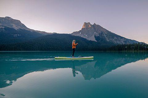 1. Emerald Lake