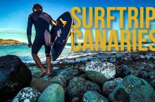 SUP TRIP TO THE CANARY ISLANDS
