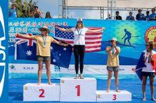 TEAM AUSTRALIA EARNS THEIR HISTORIC SIXTH GOLD MEDAL