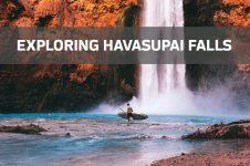 EXPLORING HAVASUPAI FALLS