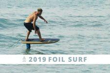 STARBOARD FOIL SURF BOARD