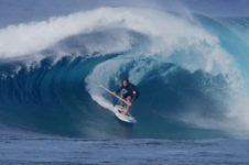 THE CANARY PROJECT | MO FREITAS SUP SURFING GRAN CANARIA