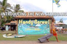 NEW STARBOARD HANDY SCREW