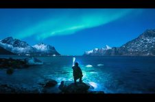 NORTHERN LIGHTS SUP EXPEDITION | CAL MAJOR