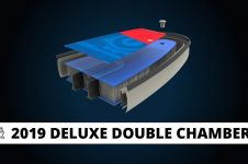 STARBOARD DELUXE DOUBLE CHAMBER INFLATABLE SUP TECHNOLOGY
